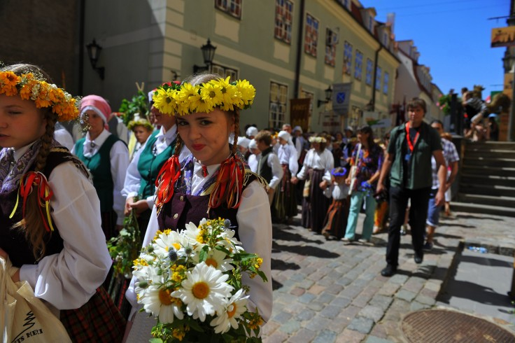 Of Latvian Women Culture And 117