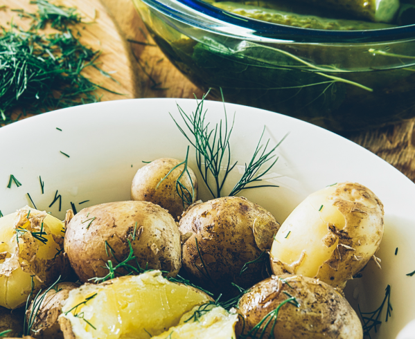 potatoes latvian cuisine